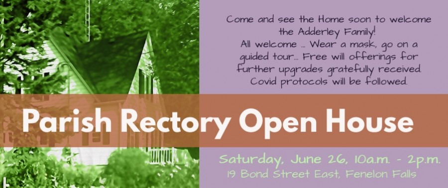 Rectory Open House
